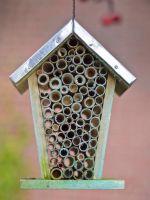Modelos de hoteles para insectos