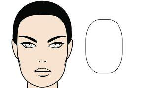 ¿Sabes cuál es tu forma de rostro? - Rostro ovalado