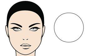 Dónde aplicar las mechas de pelo según tu rostro - Redondo
