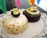 Monas de Pascua de chocolate y de Sara Bernard