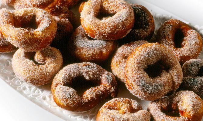 rosquillas receta