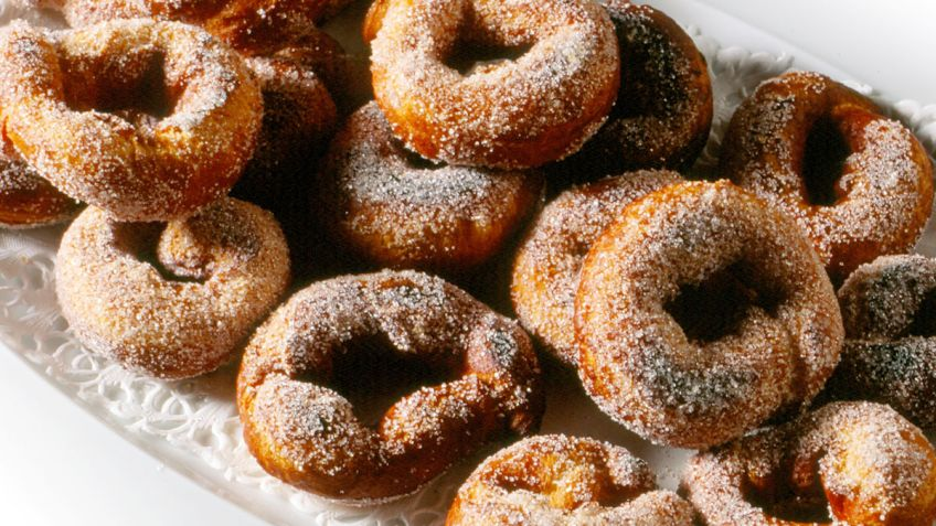 receta de rosquillas