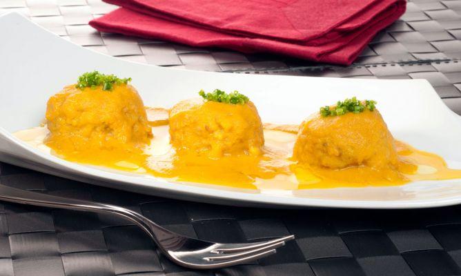 Receta de alb ndigas de mijo con verduras bruno oteiza for Albondigas de verduras