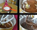 Crema de mantequilla para decorar cupcakes
