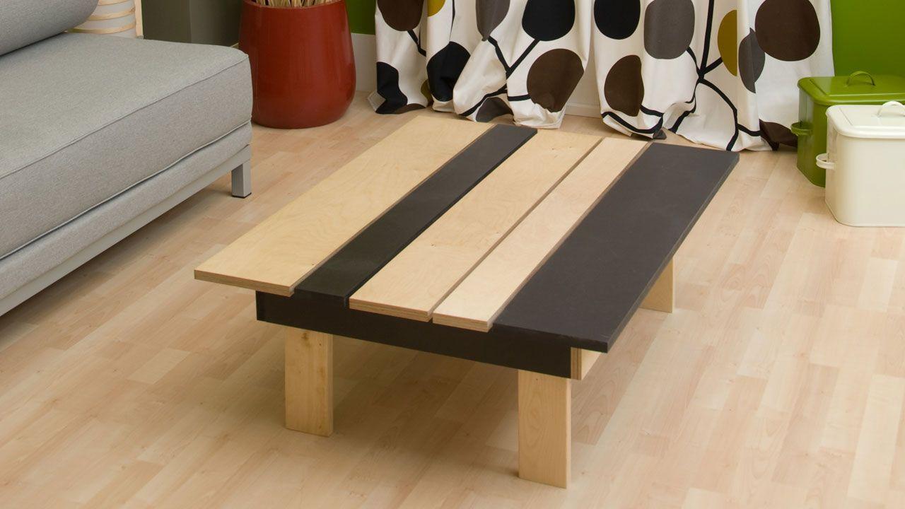 Mesa de estilo nórdico