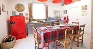 Integrar sala cocina y comedor en un mismo espacio for Como disenar una cocina comedor