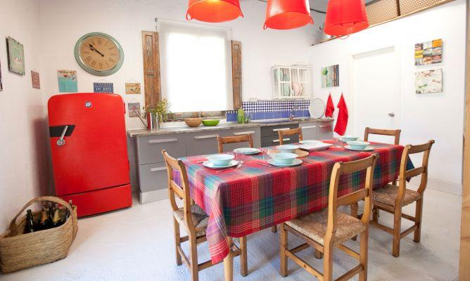 decorar cocina con comedor decogarden