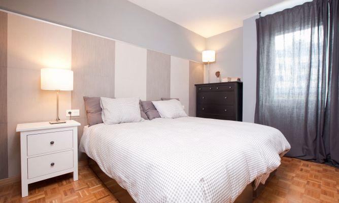 Dormitorio elegante y acogedor decogarden for Programa para disenar cuartos