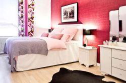 Decoración de dormitorio sexy - colores