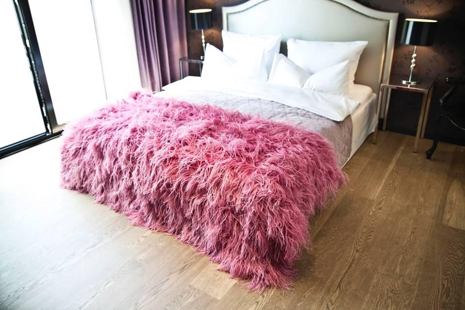 Cómo decorar un dormitorio sexy - Hogarmania