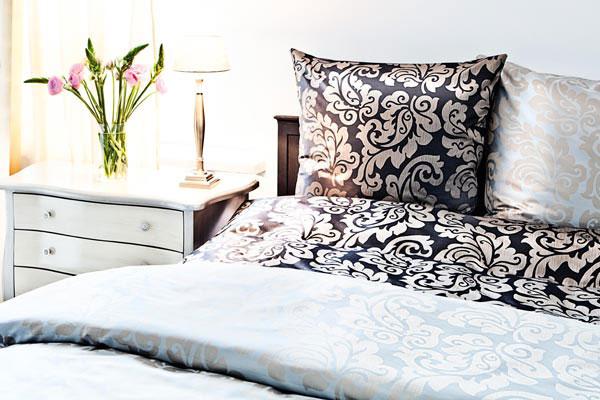 decoración dormitorio sexy - cama