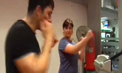 ejercico kickboxing semana 3