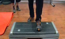 ejercicio de step - piernas