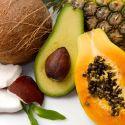 Más frutas exóticas y tropicales