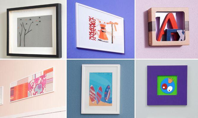 ideas para hacer cuadros Hacer Cuadros Modernos Hacer Cuadros Originales Para Salon