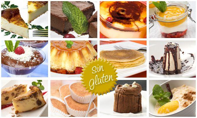 20 Postres Sin Gluten Para Celiacos Hogarmania - Pasteles-faciles-para-nios