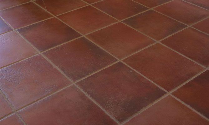 Tratamientos para baldosas de barro hogarmania - Baldosas para patios ...