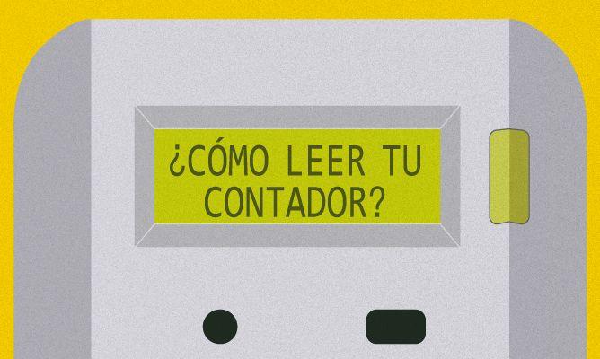 C mo leer un contador de luz digital for Manipular contador luz digital