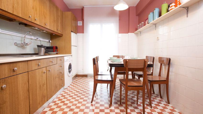 Renovar cocina de estilo rústico - Decogarden
