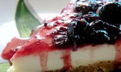 tarat queso confitura cerezas