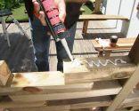 Murete de madera