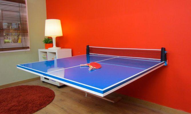 Cómo Hacer Una Mesa De Ping Pong Individual Bricomanía