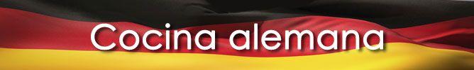 Recetas de Alemania
