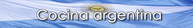Recetas de Argentina