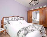 Dormitorio de estilo clásico