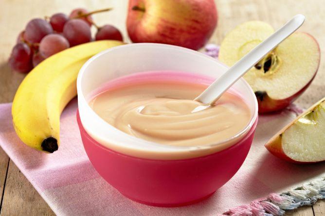 frutas aliemntación bebé