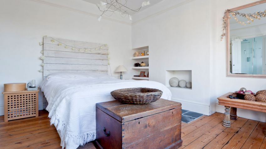 bales para decorar el dormitorio