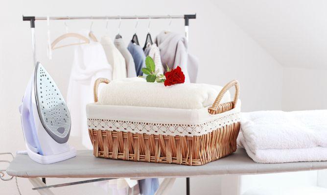 Crear un cuarto de lavado y plancha hogarmania for Cuarto de lavado ikea