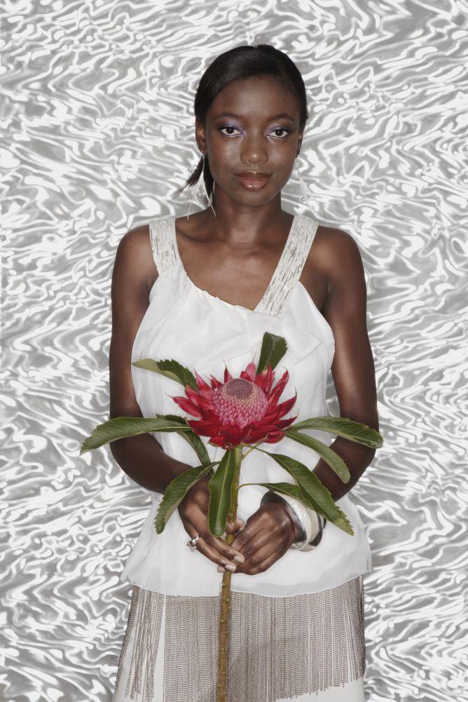 Ramo de protea para novia