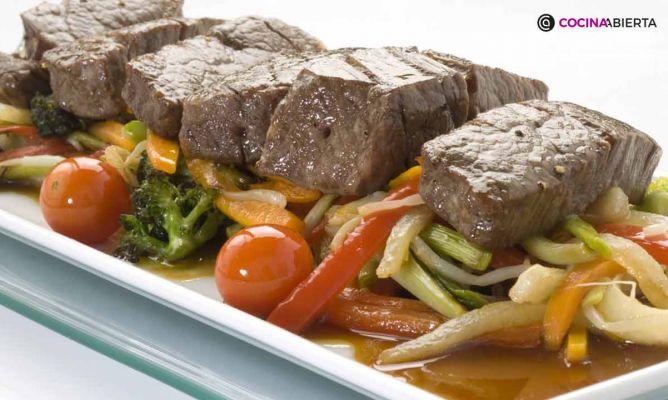 Recetas de cocina con salsa teriyaki