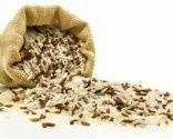 El arroz en las ensaladas ayuda a mejorar la digestión