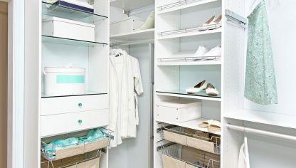 10 ideas de bricolaje para organizar los zapatos hogarmania - Accesorios para armarios roperos ...