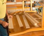 Transformar una silla en un banco