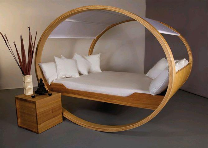 diseños de camas originales