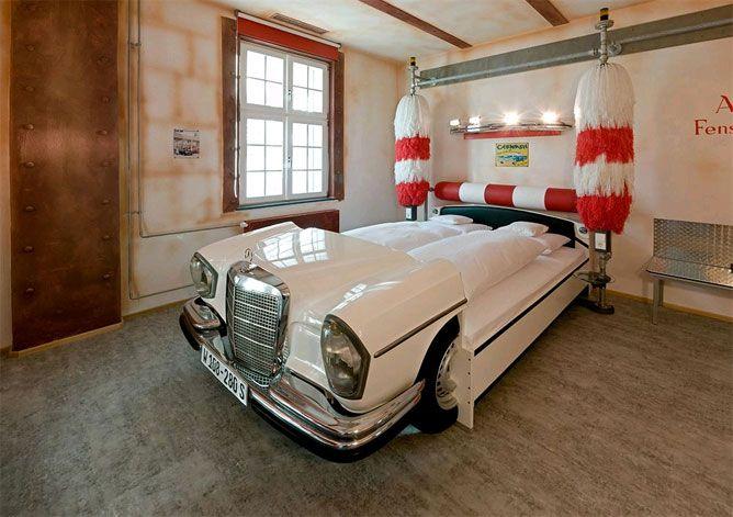 10 diseños originales de camas