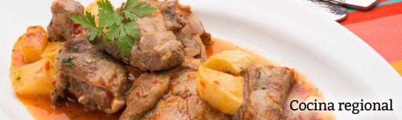 Cocina regional for Cocina carlos arguinano