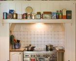 Cocinas de estilo rústico