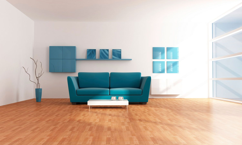C mo combinar un sof azul hogarmania - Sofas para habitacion ...