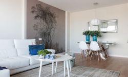 Decorar casa con vistas al mar - Colores claros