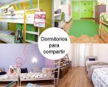 Ideas para decorar dormitorios para compartir