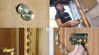 Mejorar la seguridad de la puerta