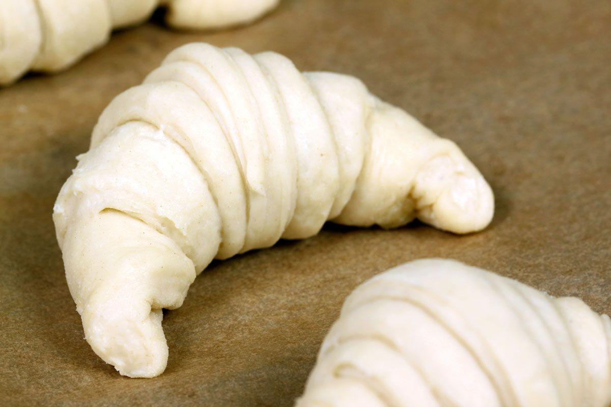 Cómo hacer croissants o cruasanes caseros - paso 4