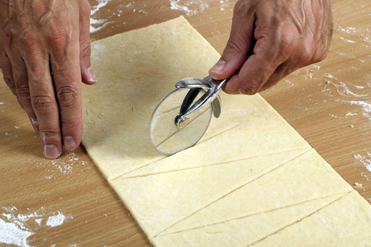 Cómo hacer croissants o cruasanes caseros - paso 3