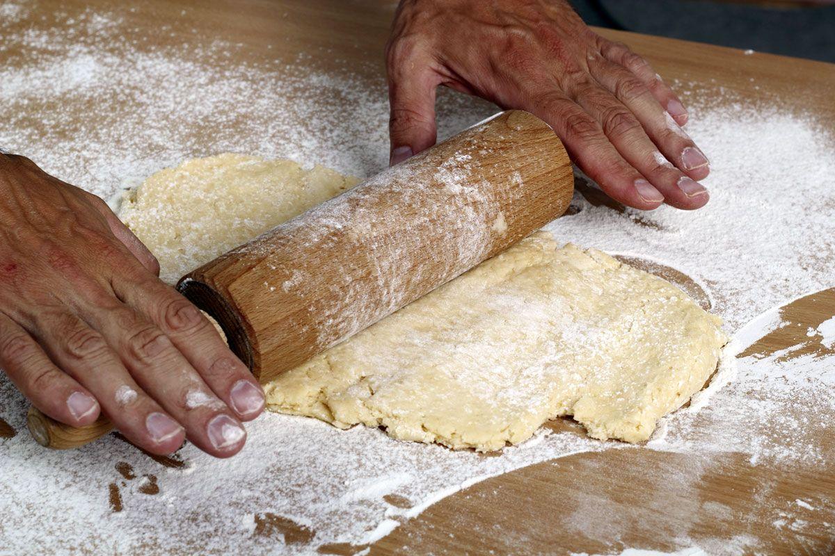 Cómo hacer croissants o cruasanes caseros - paso 2