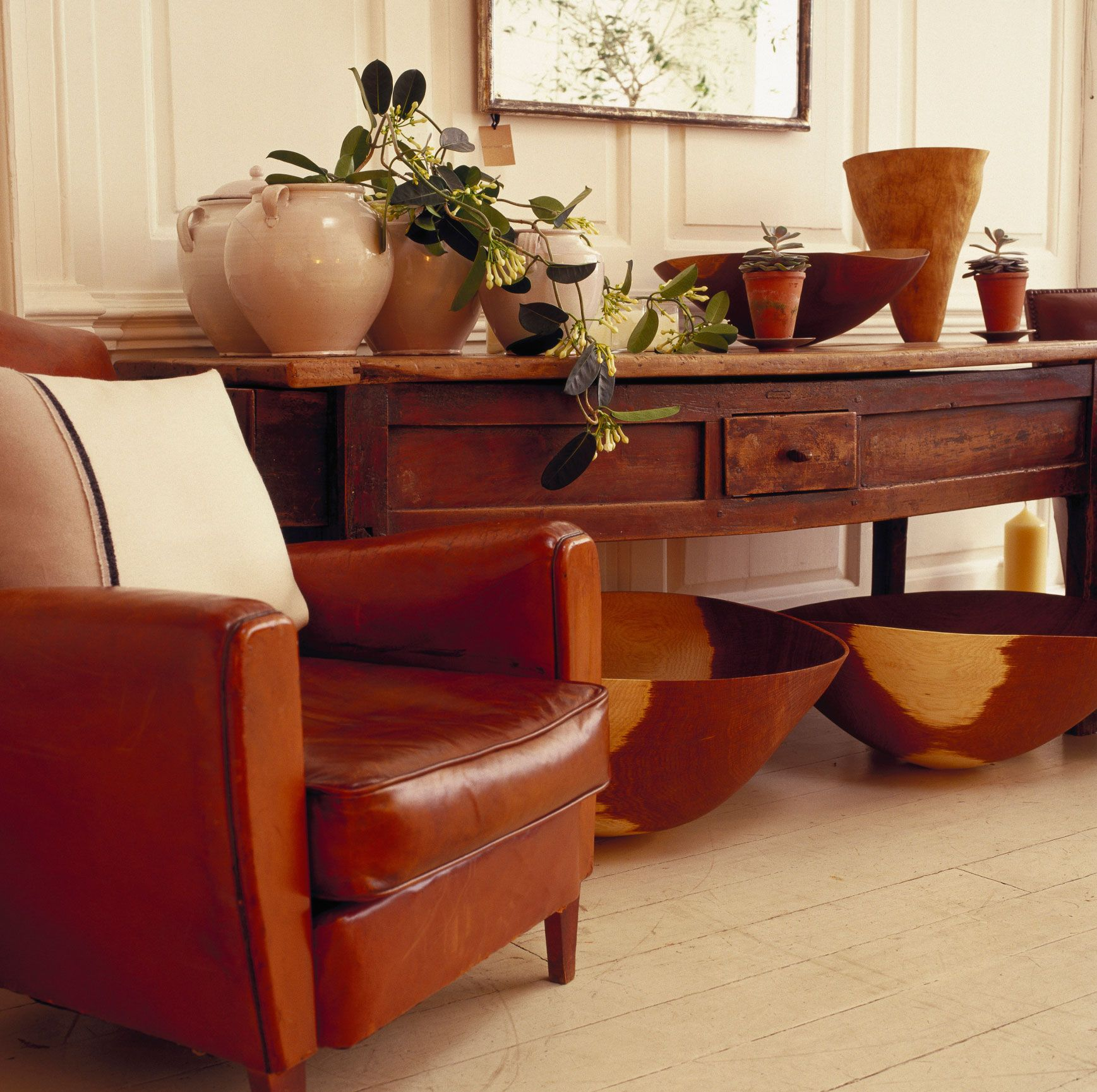 Muebles de estilo vintage hogarmania - Muebles de salon estilo vintage ...