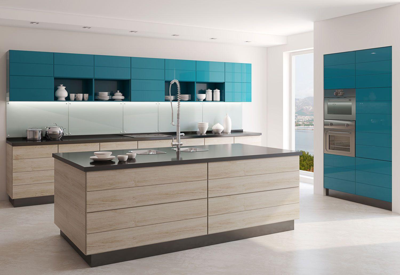 El diseño de las cocinas - Hogarmania